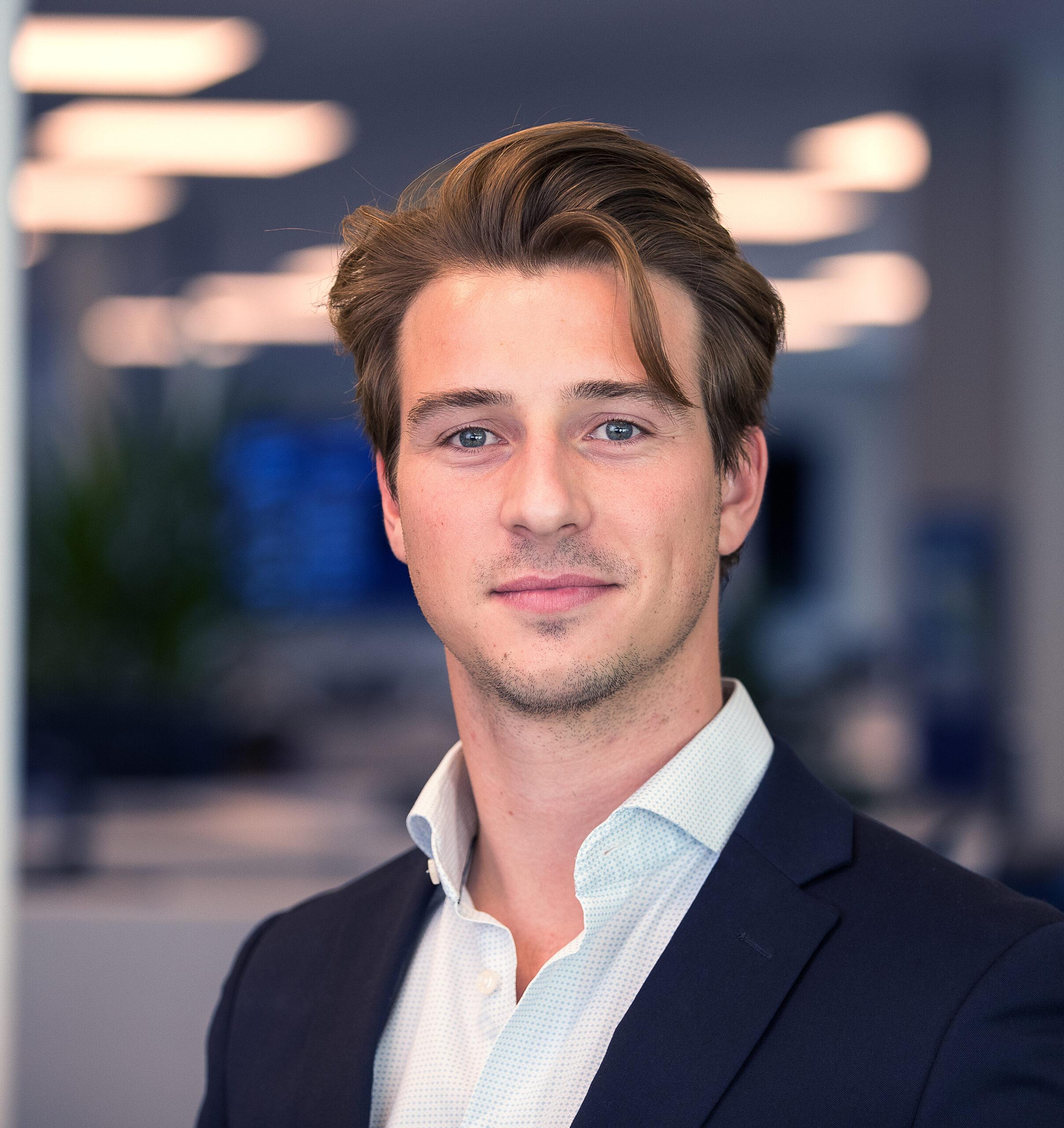 Marius Schjøtt Brackman